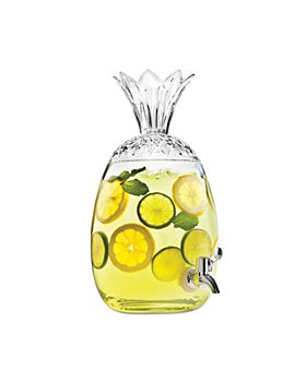 Godinger - Pineapple One Gallon Beverage Dispenser