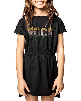 Zadig & Voltaire - Hildana Dress - Little Kid, Big Kid