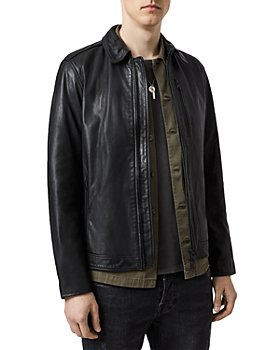 ALLSAINTS - Timo Leather Jacket
