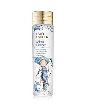 Estée Lauder - Micro Essence Skin Activating Treatment Lotion, Åsa Eckström Limited Edition Bottle 6.7 oz.