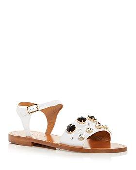Marni - Women's Embellished Sandals
