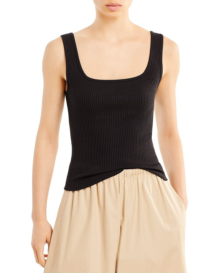 Vince - Ribbed Tank Top