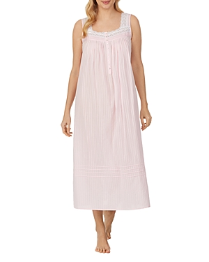 Cotton Embellished Nightgown