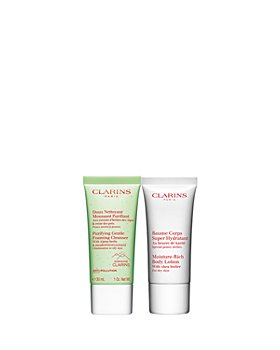Clarins - Gift with any $75 Clarins purchase!
