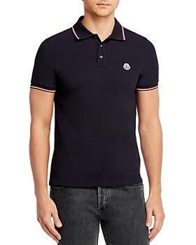 Moncler - Logo Slim Fit Polo Shirt