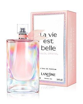 Lancôme - La vie est belle Soleil Cristal L'Eau de Parfum 3.4 oz.