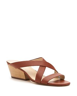 Women's Cecile Slip On High Heel Sandals