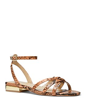 MICHAEL Michael Kors - Women's Brinkley Ankle Strap Sandals