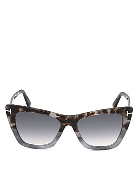 Tom Ford - Women's Cat Eye Sunglasses, 53mm