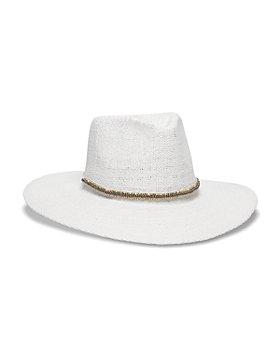 PHYSICIAN ENDORSED - Nikki Straw Beach Monte Carlo Hat