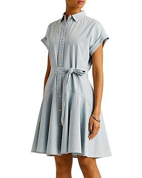 Ralph Lauren - Belted Shirtdress