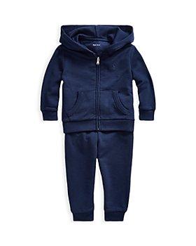 Ralph Lauren - Boys' Hoodie & Sweatpants Set - Baby