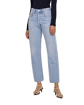 AGOLDE - 90's Mid Rise Straight Leg Jeans