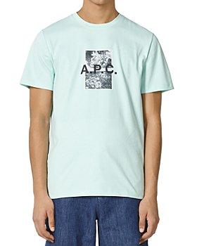 A.P.C. - Teddy Logo Tee