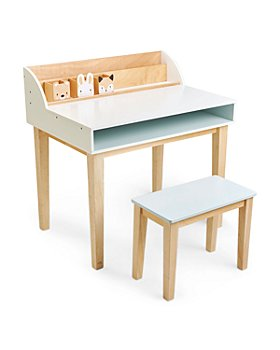 Tender Leaf Toys - Desk And Chair Set - Ages 3+