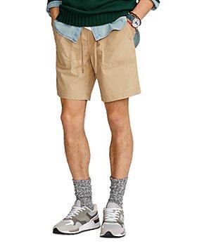 Polo Ralph Lauren - Stretch Poplin Relaxed Fit Field Shorts