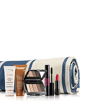 Lancôme - 6-Piece Beauty Kit for $45 with any Lancôme purchase!