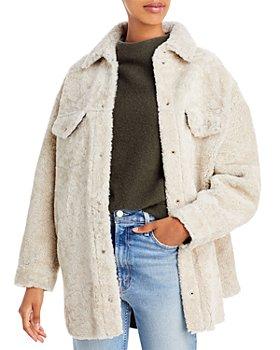 IRO - Komo Shearling Jacket