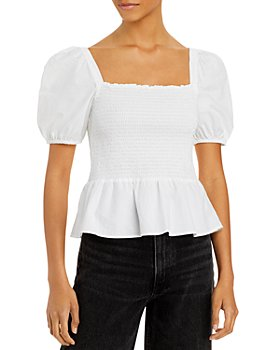 FRENCH CONNECTION - Artina Poplin Top