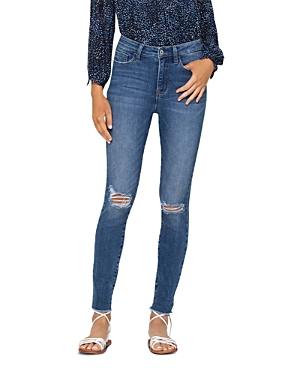 Haylie High Rise Skinny Jeans (52% off)
