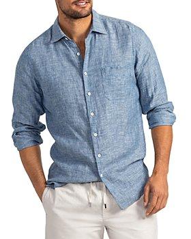 Rodd & Gunn - Chaffeys Slim Fit Linen Shirt