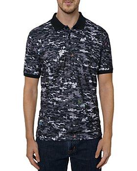 Robert Graham - Surfin' Escapade Classic Fit Polo Shirt