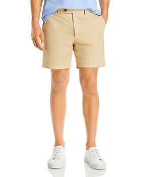 Sid Mashburn - Garment-Dyed Sport Shorts
