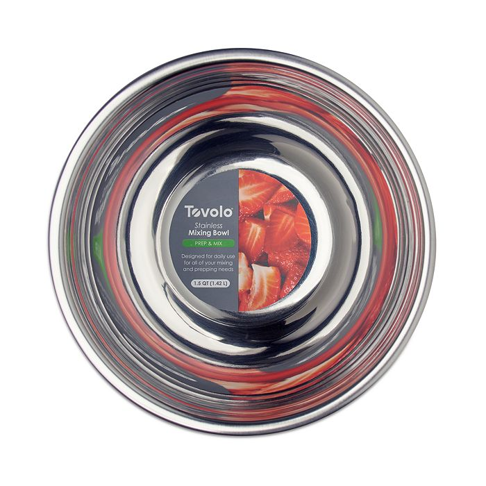 Tovolo - 1.5 Qt. Stainless Steel Mixing Bowl