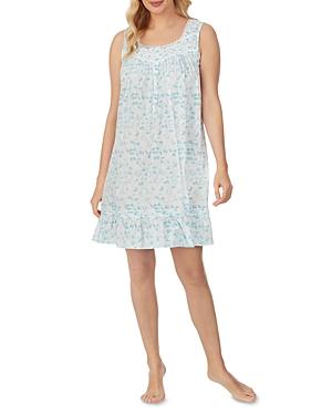 Cotton Lace Trim Nightgown