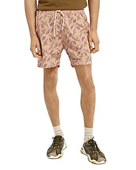 Scotch & Soda - Printed Swim Shorts