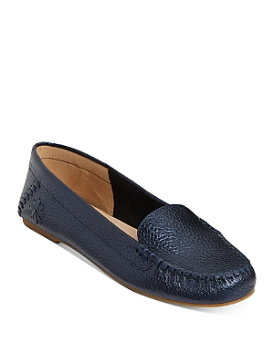 Women's Millie Tumbled Leather Moccasins