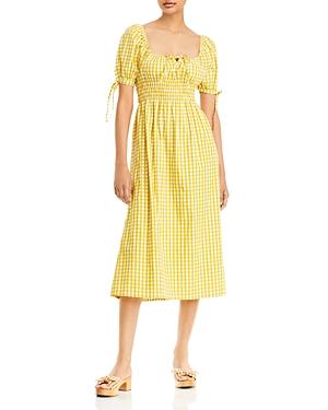 Faithfull the Brand Flora Midi Dress