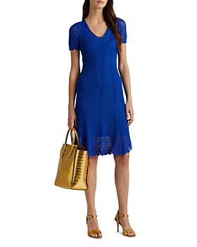 Ralph Lauren - Pointelle Knit Dress