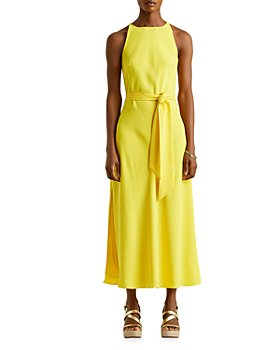 Ralph Lauren - Tie Waist Dress
