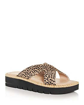 Stuart Weitzman - Women's Roza Lift Slide Sandals