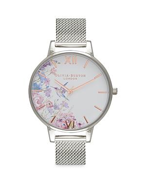 Olivia Burton Painterly Prints Watch, 38mm