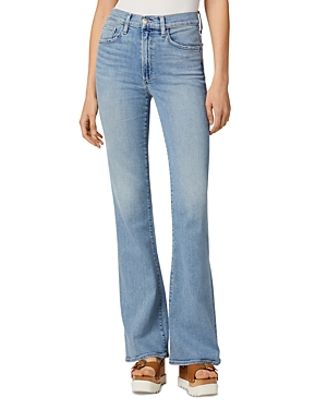 Joe's Jeans The Molly Flare Jeans in Daisy
