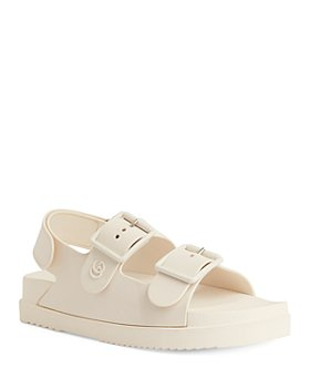 Gucci - Women's Double Strap Platform Sandals