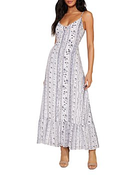BB Dakota x Steve Madden - Thessaly Floral Print Maxi Dress