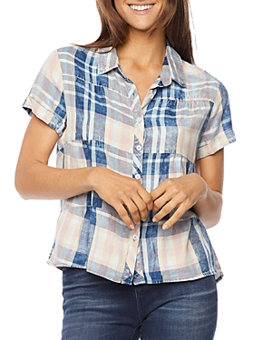 Breezy Plaid Shirt