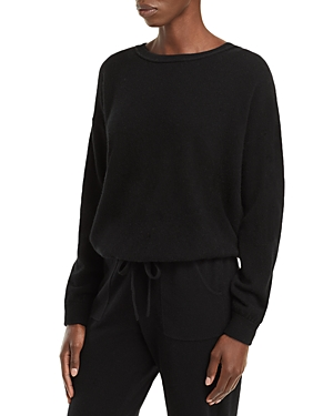 Drawstring Cashmere Sweater