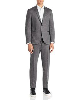 BOSS - Birdseye Slim Fit Jacket & Jogger Trousers
