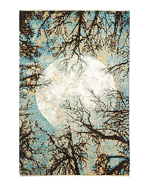 Bloomingdale's Eclectic M1873 Area Rug, 6'3 x 9'2