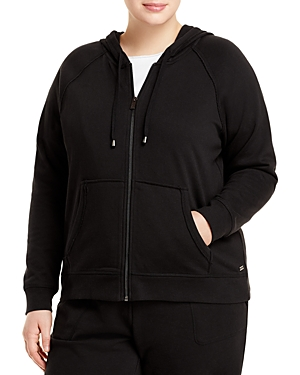 Off Duty French Terry Zip Hoodie