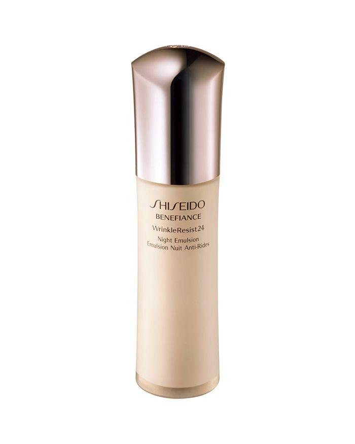 Shiseido - Benefiance Wrinkle Resist 24 Night Emulsion