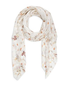 ALLSAINTS - Mutare Floral Scarf