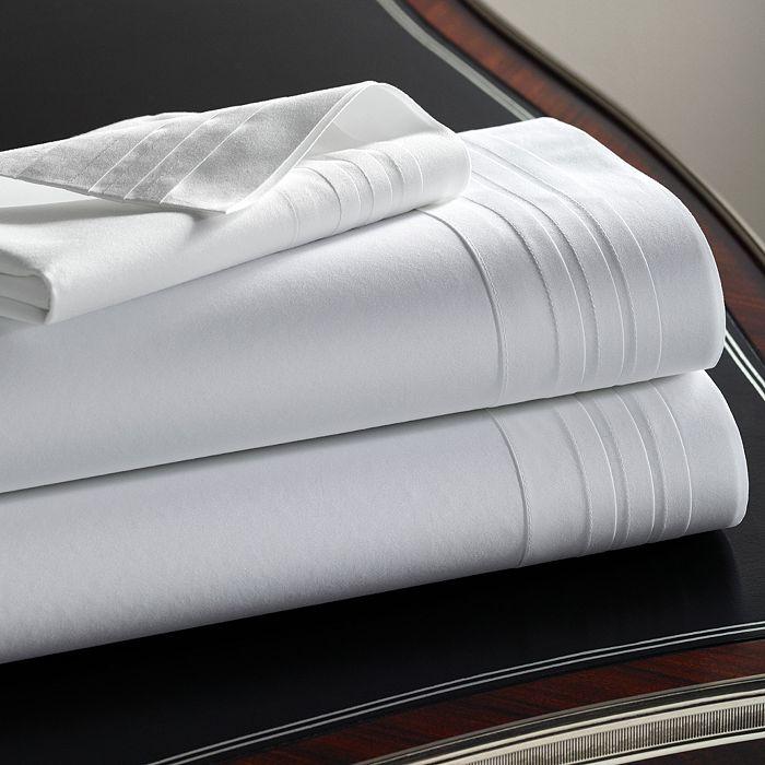 Ralph Lauren - Organic Tuxedo Pleat Sheets