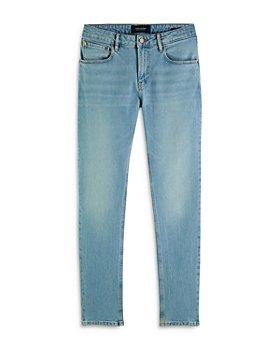 Scotch & Soda - Skim Skinny Fit Jeans in Hand