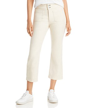 rag & bone - Naval Cropped Jeans in Nat