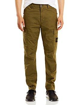 Stone Island - Regular Fit Cargo Pants